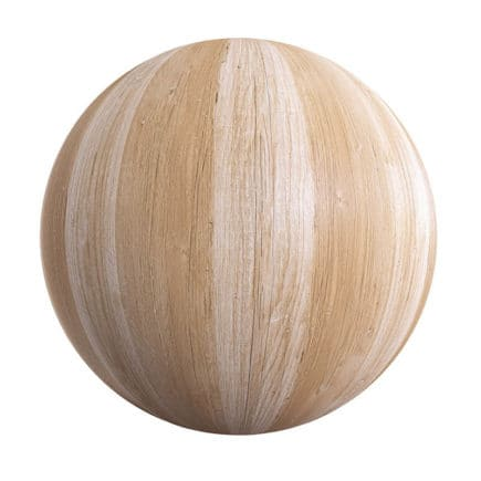 Wood PBR Texture