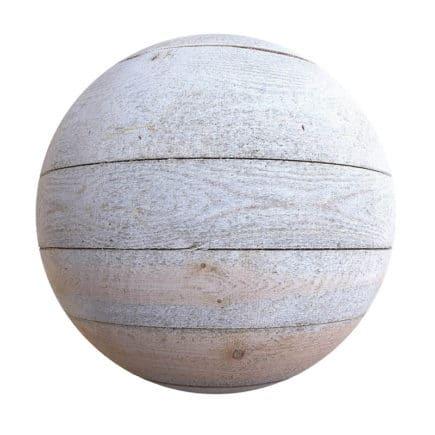 Wooden Planks PBR Texture