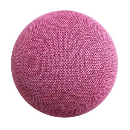 Purple Fabric PBR Texture