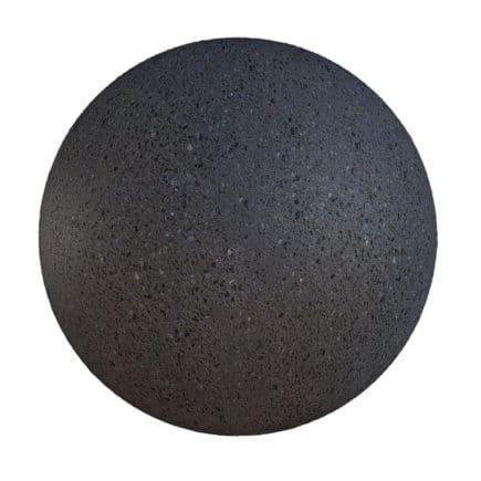 Black Asphalt PBR Texture