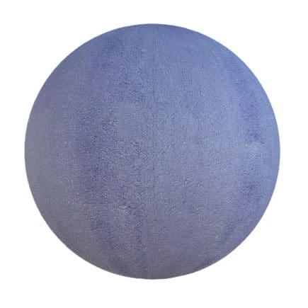 Blue Painted Asphalt PBR Texture