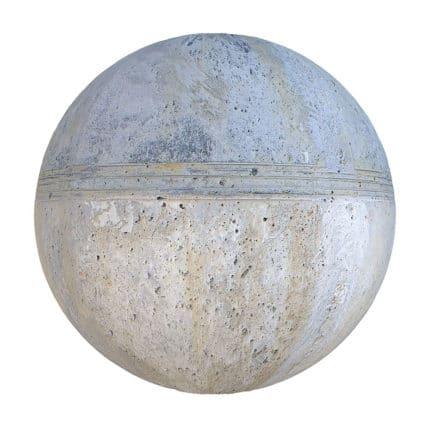 Concrete Panel PBR Texture