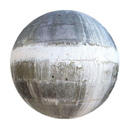 Rough Concrete Bricks PBR Texture