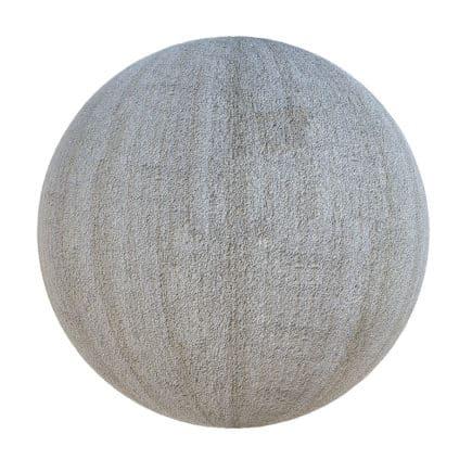 Striped Concrete PBR Texture