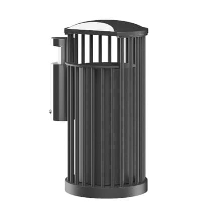 Trash Bin 3D Model