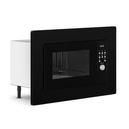 Build-in Microwave 3D Model