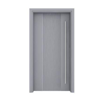 Metal Front Door 3D Model