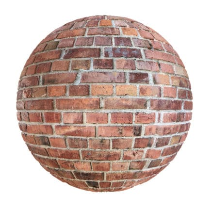Old Brick Wall PBR Texture