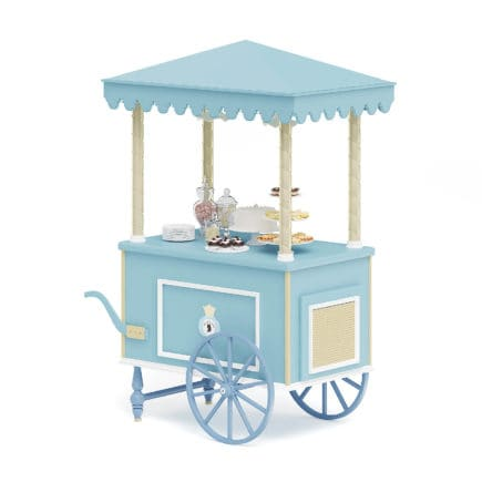 Sweets Stall 3D Model