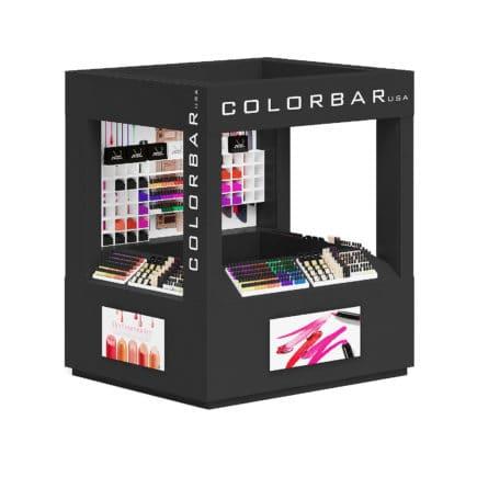 Cosmetics Stall 3D Model
