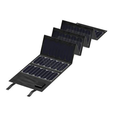 Portable Solar Panel 3D Model
