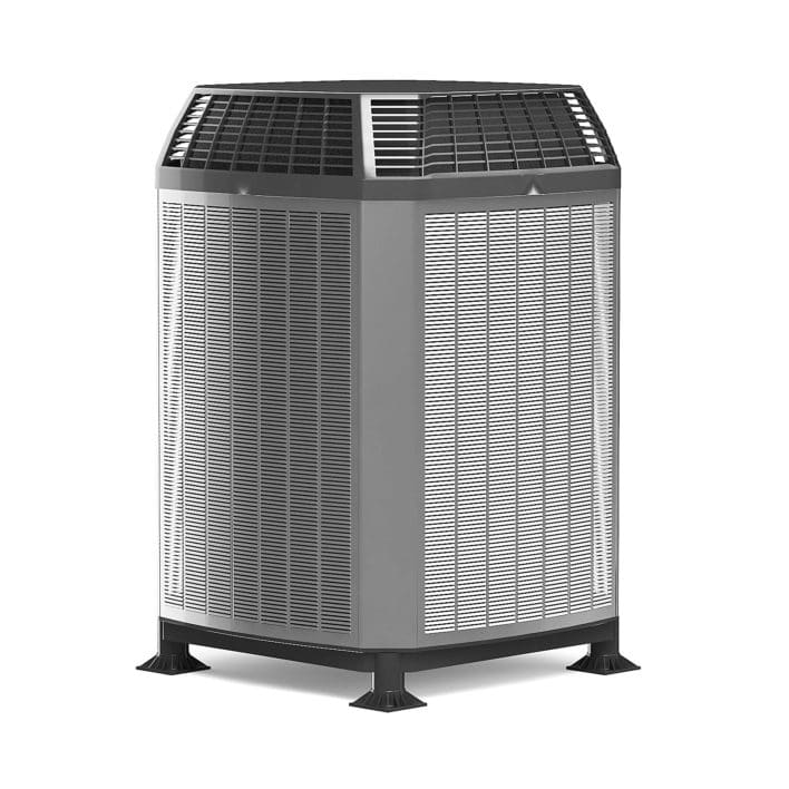 Heat Pump 3D Model
