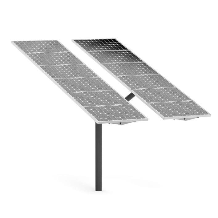Large Solar Panel 3D Model