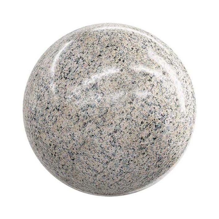 Beige and Black Marble PBR Texture