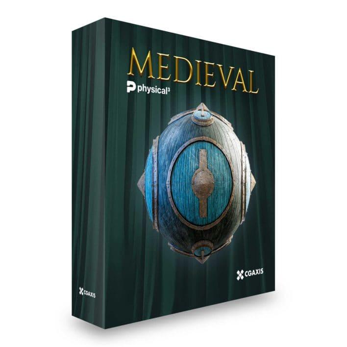 medieval pbr, textures