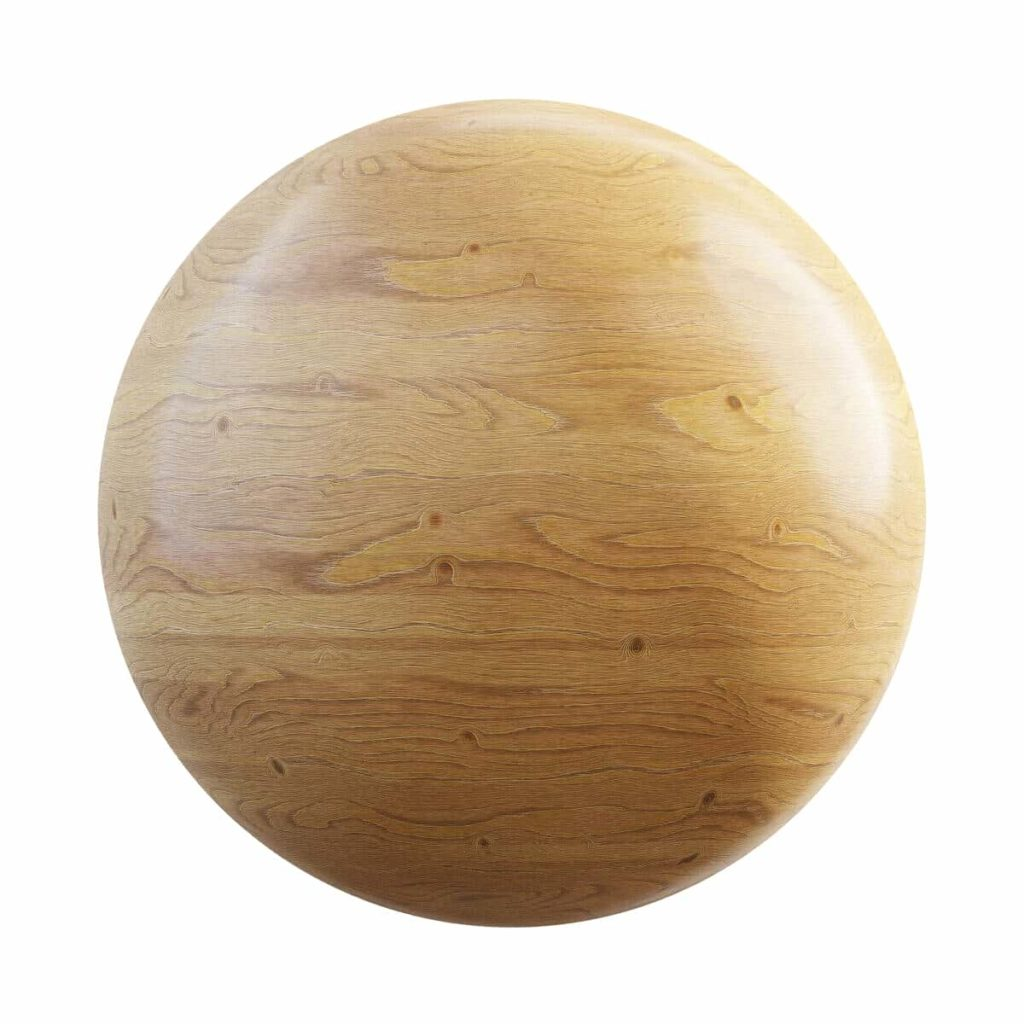 elm wood free pbr texture
