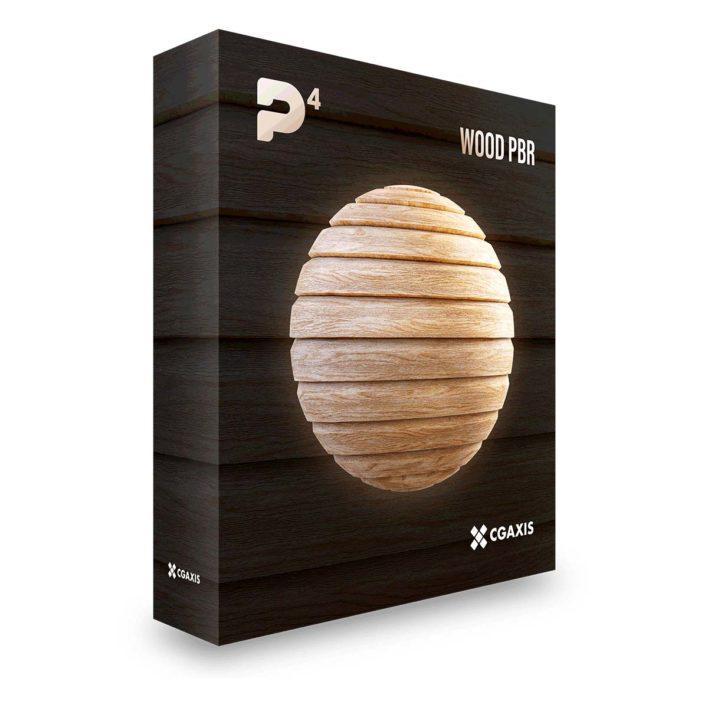 wood pbr textures