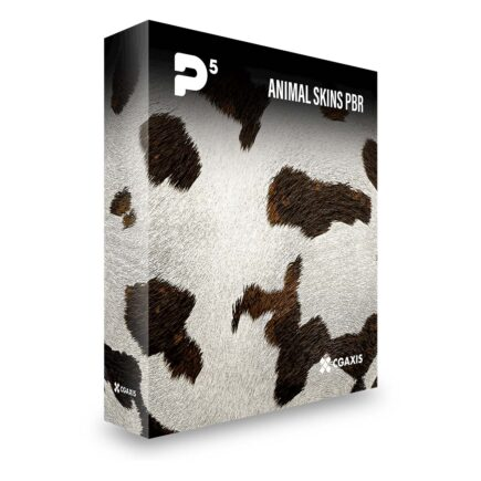 animals pbr textures