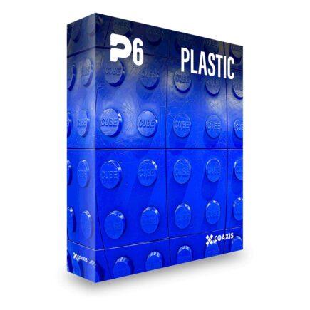 plastic pbr textures